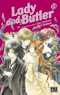 Lady and Butler - ReiIzawa