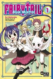 Fairy Tail : blue mistral - RuiWatanabe