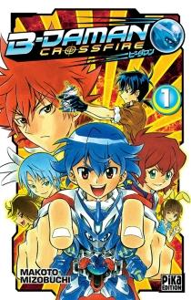 B-Daman crossfire - MakotoMizobuchi