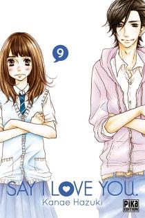 Say I love you - KanaeHazuki