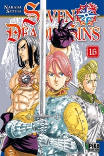 Seven deadly sins - NakabaSuzuki