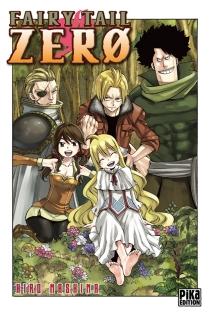 Fairy Tail zero - HiroMashima