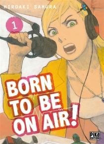 Born to be on air ! - HiroakiSamura