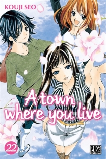 A town where you live - KojiSeo