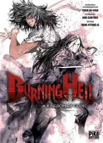 Burning hell| Kingdom of gods - Hee-Eun Kim
