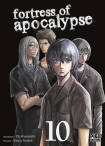 Fortress of apocalypse - KazuInabe