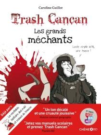 Trash cancan - CarolineGuillot