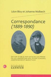 Correspondance (1889-1890) - LéonBloy