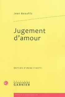Jugement d'amour - JeanBeaufilz