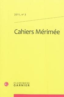 Cahiers Mérimée, n° 3 -