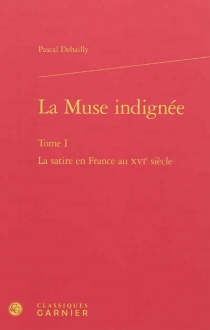 La Muse indignée - Pascal Debailly