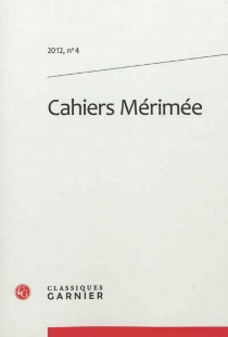 Cahiers Mérimée, n° 4 -