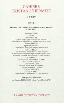 Cahiers Tristan L'Hermite, n° 34 -