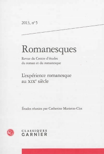 Romanesques, n° 5 (2013) -