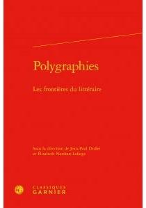 Polygraphies : les frontières du littéraire -