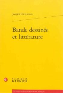 Bande dessinée et littérature - JacquesDürrenmatt