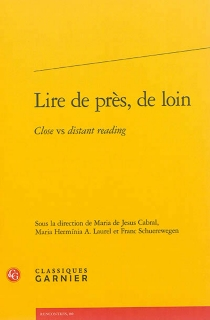 Lire de près, de loin : close vs distant reading -
