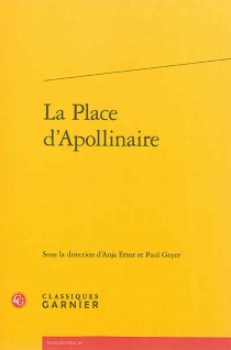 La place d'Apollinaire -