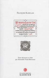 Almanach pour l'an M.D.XXXV - FrançoisRabelais