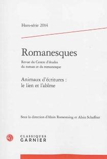 Romanesques, hors série, n° 2014 -