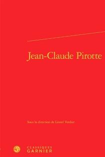 Jean-Claude Pirotte -