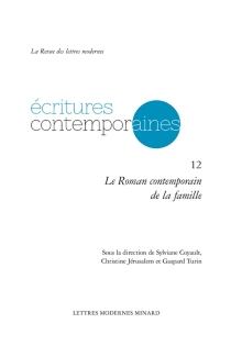 Ecritures contemporaines -