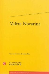 Valère Novarina -
