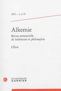 Alkemie, n° 15 -