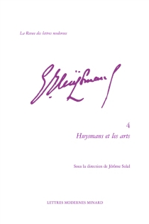 Joris-Karl Huysmans -