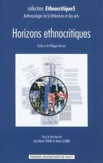 Horizons ethnocritiques -