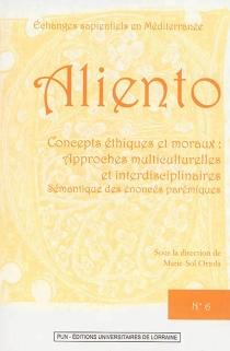 Concepts éthiques et moraux : approches multiculturelles et interdisciplinaires : sémantique des énoncés parémiques -