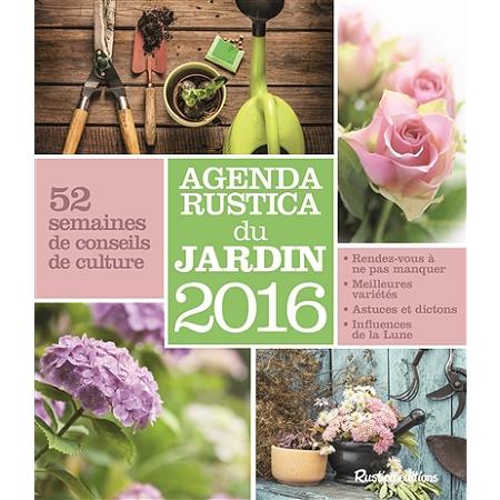 Agenda rustica du jardin 2016 52 semaines de conseils de - Culture du cresson de jardin ...