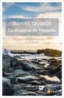 La disparue de Mazunte - DanielQuirós