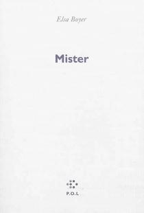 Mister - ElsaBoyer