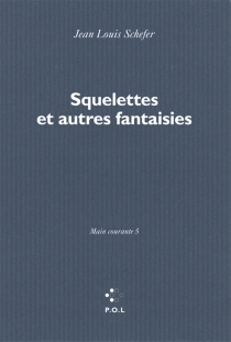 Main courante - Jean-LouisSchefer