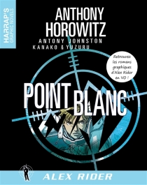 Alex Rider - Anthony Horowitz