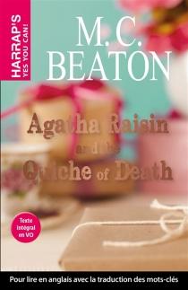 Agatha Raisin and the quiche of death - M.C.Beaton