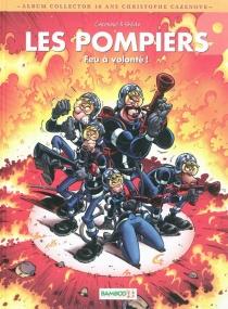 Les pompiers - ChristopheCazenove
