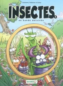 Les insectes en bande dessinée - ChristopheCazenove