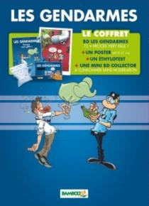 Les gendarmes : le coffret - HenriJeanfaivre