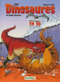 Les dinosaures en bande dessinée - Bloz