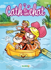 Cath et son chat - ChristopheCazenove