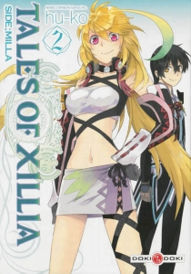Tales of Xillia : Side, Milla - Hu-ko