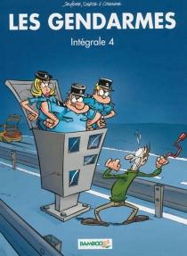 Les gendarmes : intégrale | Volume 4 - ChristopheCazenove