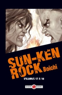 Sun-Ken rock : volumes 17 et 18 - Boichi