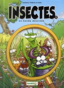 Les insectes en bande dessinée : coffret tome 1 et tome 2 - ChristopheCazenove