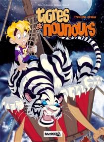 Tigres et nounours - MikeBullock
