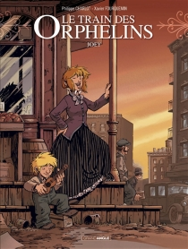 Le train des orphelins - PhilippeCharlot