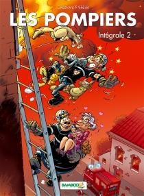 Les pompiers : intégrale | Volume 2 - ChristopheCazenove