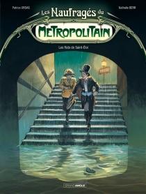 Les naufragés du métropolitain - NathalieBerr